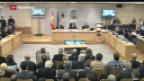 Video «Auftakt Korruptions-Prozess in Spanien» abspielen