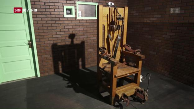 Video «FOKUS: Weltweite Zunahme an Hinrichtungen» abspielen