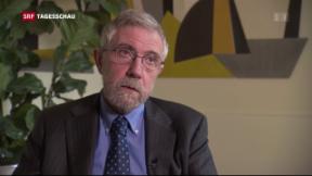 Video «Weiser Zinsentscheid der US-Notenbank » abspielen