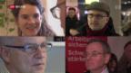 Video «Wer wehrt sich gegen die Umsetzung der Zuwanderungsinitiative?» abspielen