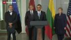 Video «Obama in den baltischen Staaten» abspielen
