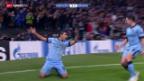 Video «Fussball: Champions League, Manchester City - Bayern München» abspielen