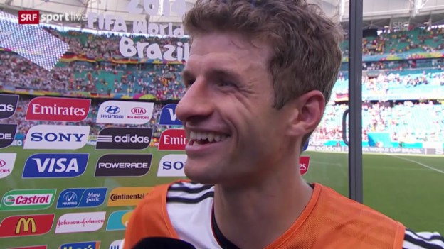 Video «Interview mit Thomas Müller» abspielen
