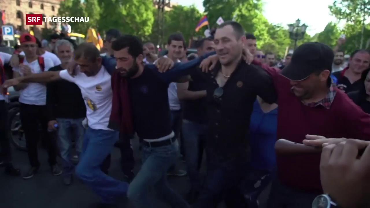 Opposition in Armenien