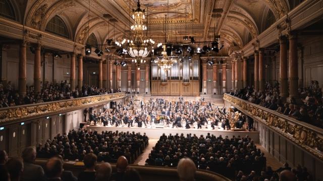 Das Eröffnungskonzert der Tonhalle Zürich