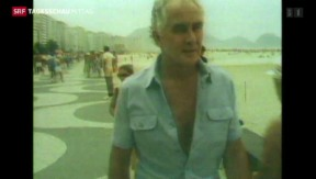 Video «Posträuber Ronnie Biggs gestorben» abspielen