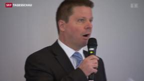 Video «GLP-Delegiertenversammlung in Näfels » abspielen