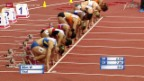 Video «Leichtathletik: Sprint-Finals in Prag» abspielen