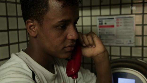 Video «Maslah vermisst seine Mutter in Somalia» abspielen