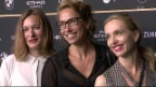 Video ««Im Nirgendwo»: Film in Frauenhand» abspielen