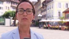 Video «SRF-Korrespondentin Nicole Frank zur Abstimmung im Kanton Zug» abspielen