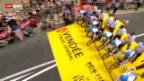 Video «100 Jahre Tour de France: Alles über das Mannschaftszeitfahren» abspielen