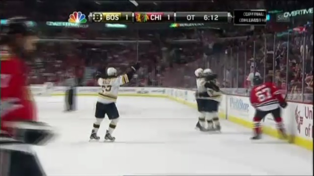 Video «Chicago-Boston, Game 2» abspielen