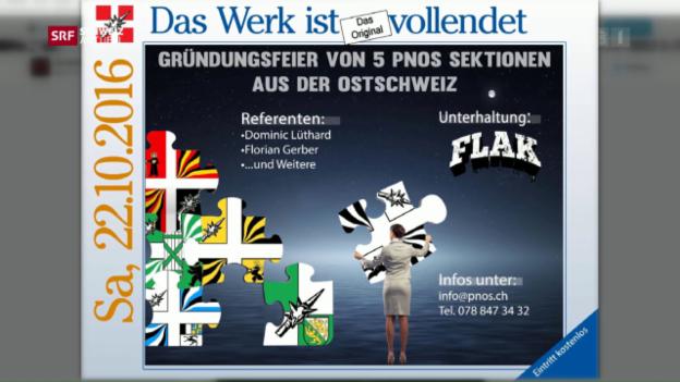 Video «Schweiz aktuell vom 19.10.2016» abspielen
