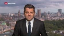 Video «SRF-Korrespondent Gredig zur Leitzinssenkung» abspielen
