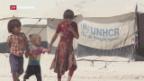 Video «Flüchtlingskontingente» abspielen