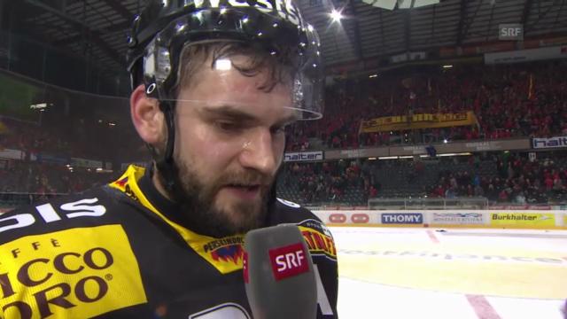 Eishockey: Interview mit Philippe Furrer («sportlive»)