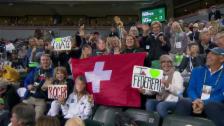Link öffnet eine Lightbox. Video Federer zieht in Indian Wells in den Halbfinal ein abspielen