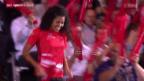Video «Superzehnkampf, Älplerchilbi im Hallenstadion» abspielen