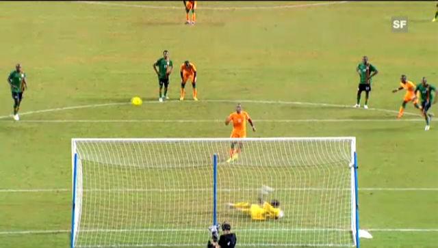 Afrika Cup: Final-Zusammenfassung