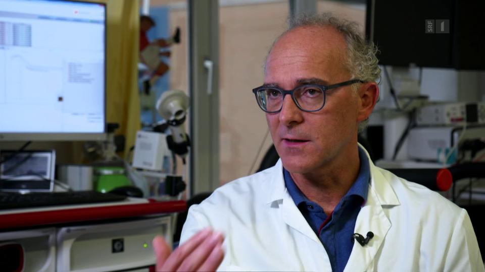 «Das ist eine Verbesserung, die der Patient im Alltag wirklich spürt. Und für Menschen, die nahe an einer Lungentransplantation sind, ist das Thema plötzlich wieder weit weg.»