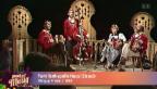 Video «Familienkapelle Hausi Straub» abspielen