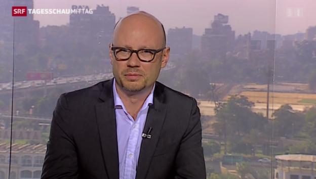 Video «SRF-Korrespondent Pascal Weber zum Anschlag in Jerusalem» abspielen