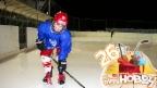 Video «Nevio flitzt in seiner Freizeit über das Eisfeld» abspielen