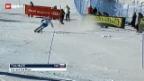 Video «Ski alpin: Weltcup Frauen in Aspen» abspielen