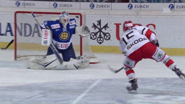 Video «Goljschew der Goalieschreck» abspielen