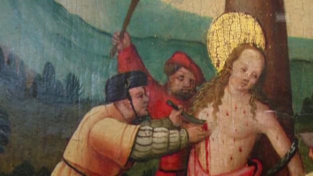 Video «Die tragische Geschichte der Heiligen Barbara» abspielen