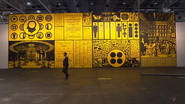 Video «Impressionen der ART Basel 2013» abspielen