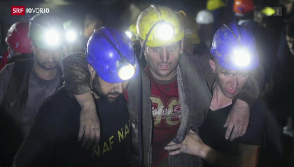 Grubenunglück in der Türkei