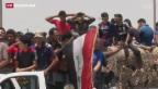 Video «Teilerfolg gegen Terroristen im Irak» abspielen