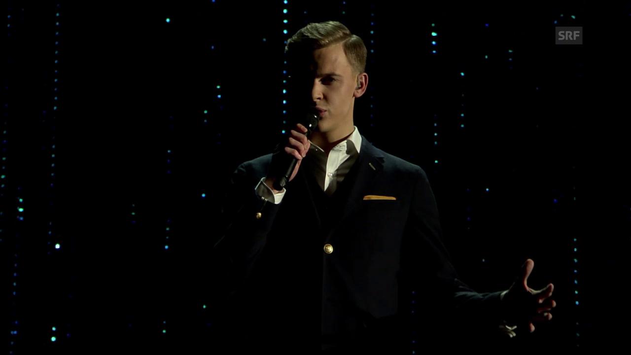 Estland: Jüri Pootsmann «Play»