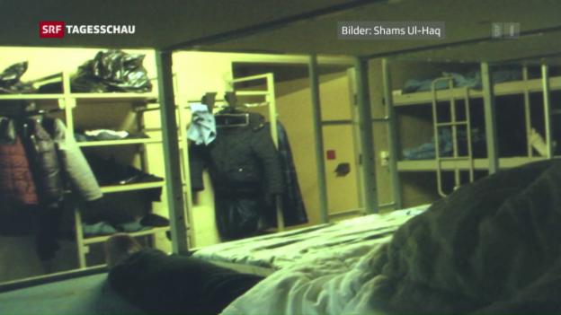 Video «Bericht entlastet Asylzentrum Kreuzlingen» abspielen