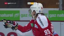 Video «Hockey-Nati doppelt gegen Lettland nach» abspielen
