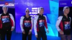 Video «Schweizer Schwimm-Rekorde in der Staffel und im Crawl» abspielen