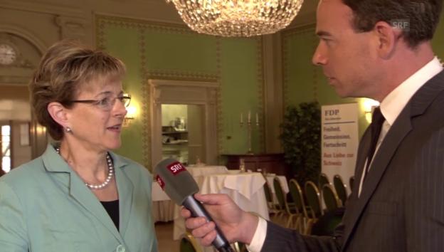 Video «Herzog: «Stimmbürger sagten Ja zum Föderalismus»» abspielen