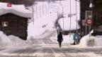 Video «Die Lage im Wallis normalisiert sich» abspielen