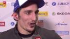 Video «Eishockey: Stimmen zu Schweiz - Slowakei» abspielen