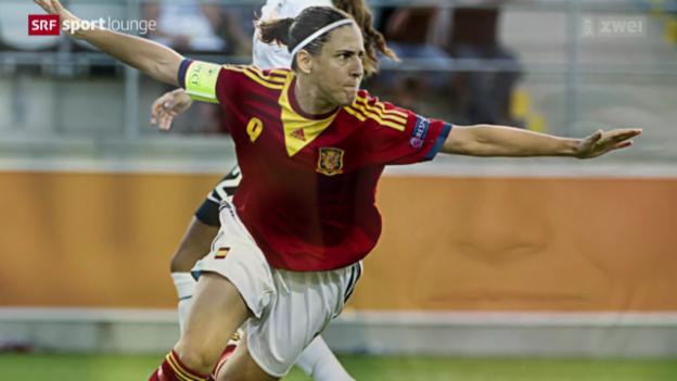 Video «Fussball: Frauen, Kampf gegen die FIFA» abspielen