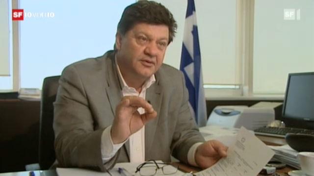 Die Griechische Steuerfahndung greift durch
