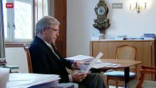 Video «Rektor der Universität Zürich tritt zurück - Protest bleibt» abspielen