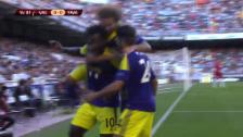 Video «Swanseas 3:0 in Valencia» abspielen