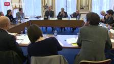 Video «OECD erlässt Regeln für den automatischen Informationsaustauch» abspielen