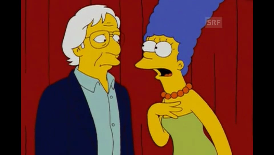 Frank Gehry (The Simpsons, Fox)