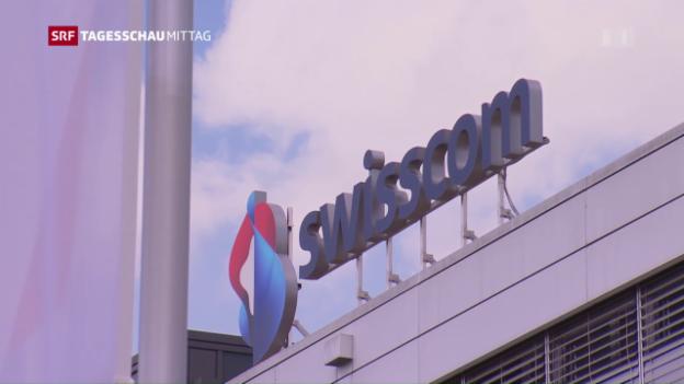 Video «Keine Mehrheit für Privatisierung der Swisscom» abspielen