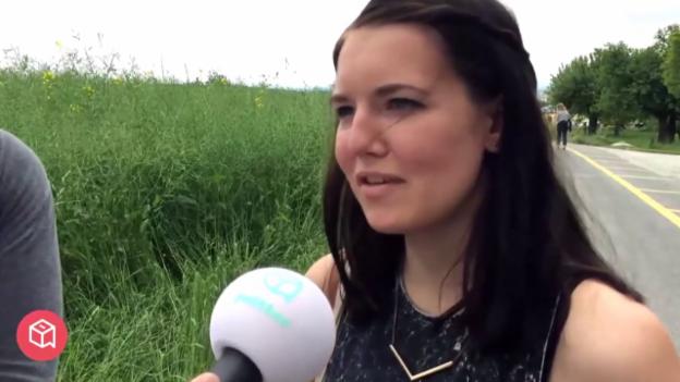 Video «Soll das Stimmrechtsalter auf 16 Jahre gesenkt werden?» abspielen