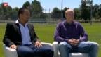 Video «Magnin und Melunovic - U21-Titanen, und dann?» abspielen